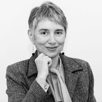 Ariane Mansouri, founder of AMC Biotech
